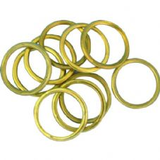 Brass Curtain Rings 20mm (CRB1) pack of 150